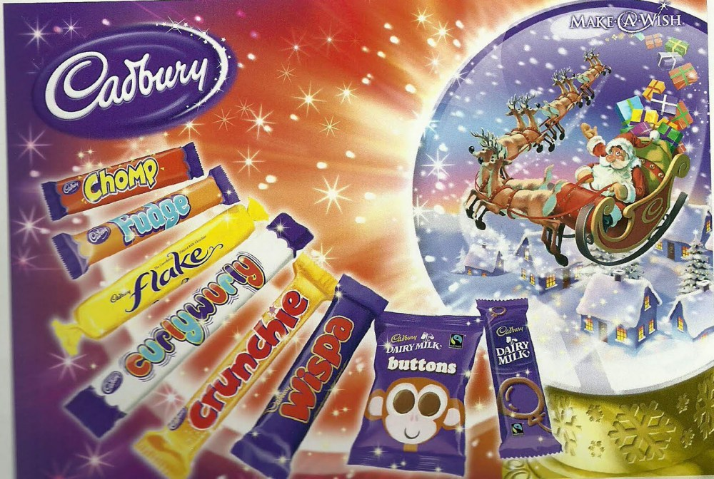 Cadbury's Selection