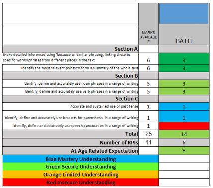 KPI Feedback Sheet